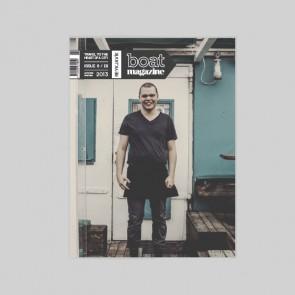Boat Magazine – Reykjavik Issue