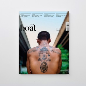 Boat Magazine – Bangkok Issue