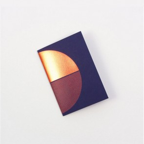 Reflex Pocketbook Copper & Navy