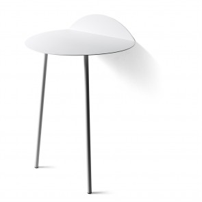 Yeh Wall Table Tall White