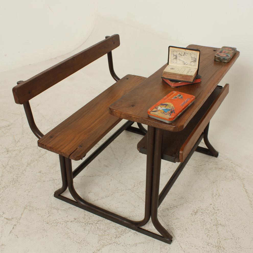 beow00018-metal-teak-schoolbench-desk
