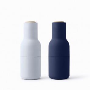 Bottle Grinder Set Blue