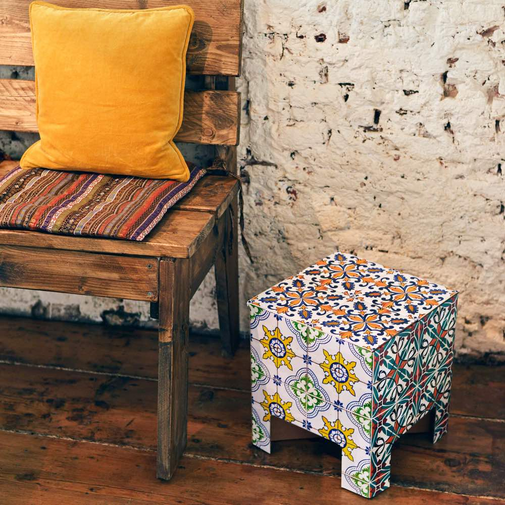 Dutch Design Chair brick dutch design chair Dutch Design Chair Tiles
