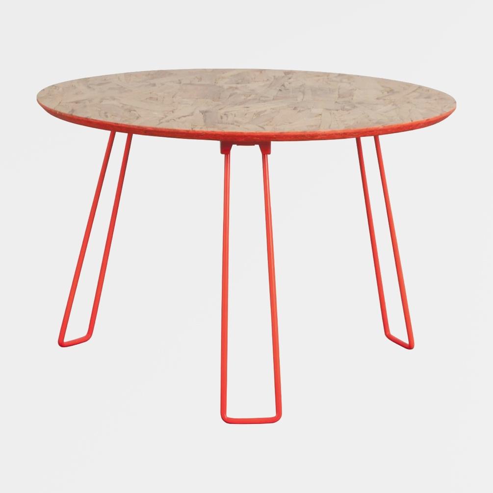 osb side table  tables  shelving  paraphernalia - osb side table