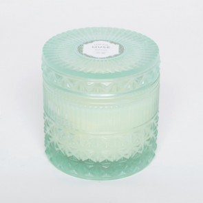 Volcano Glass Jar Candle