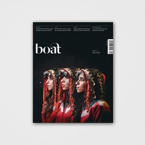 Boat Magazine – Tel Aviv Issue