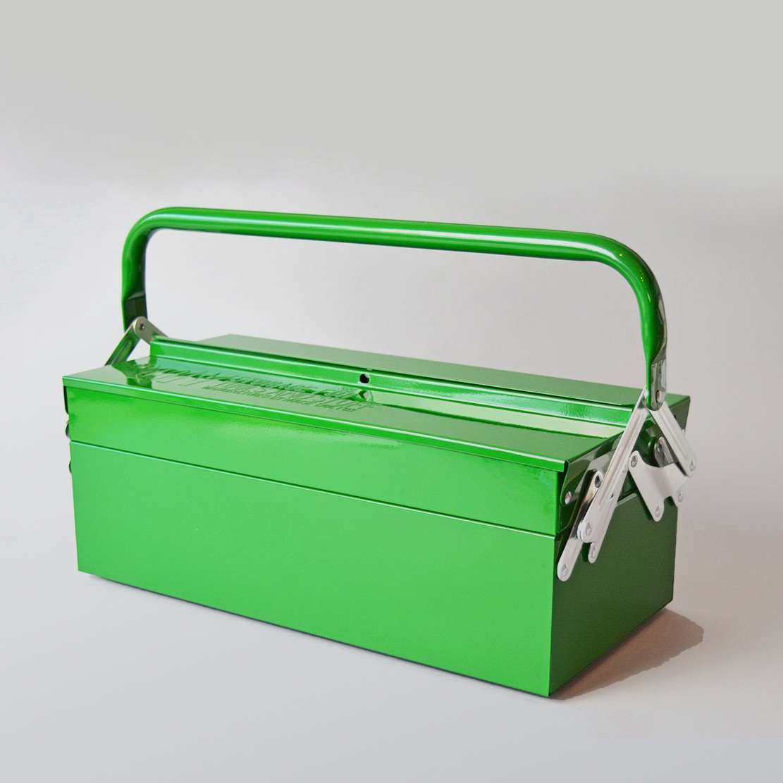 Wedding Gift Tool Box : toolbox green 45 00 solid steel expanding toolbox designed in denmark ...