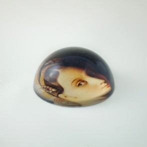 Odalisque Paperweight