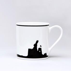 Seaside Rabbit Mug