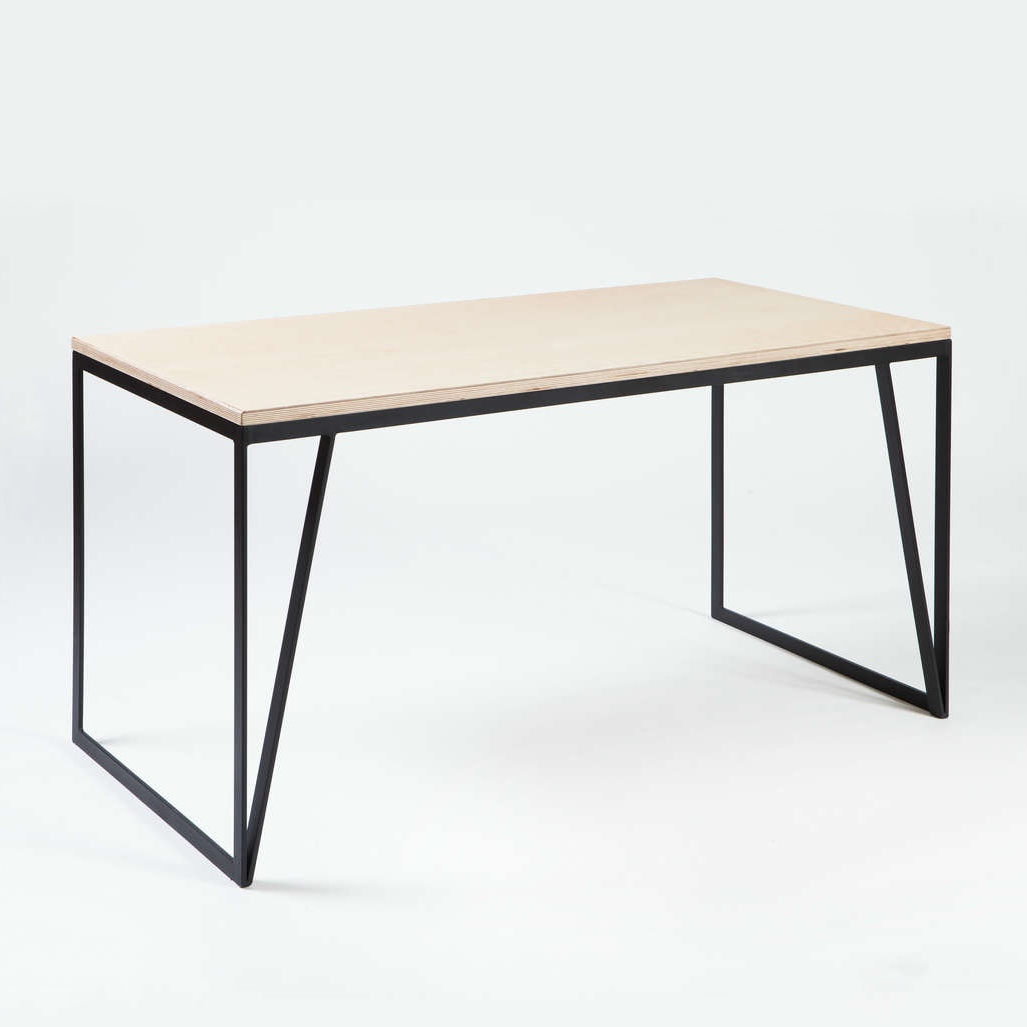 Desk Simple Beauteous Desk Simple  Tables & Shelving  Paraphernalia Review