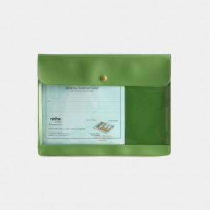 General Purpose Case A5 Green