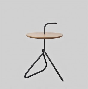 Handle Bamboo Table