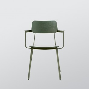Ace Armchair Army Green