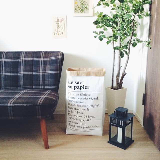 le sac en papier the paper bag storage paraphernalia. Black Bedroom Furniture Sets. Home Design Ideas