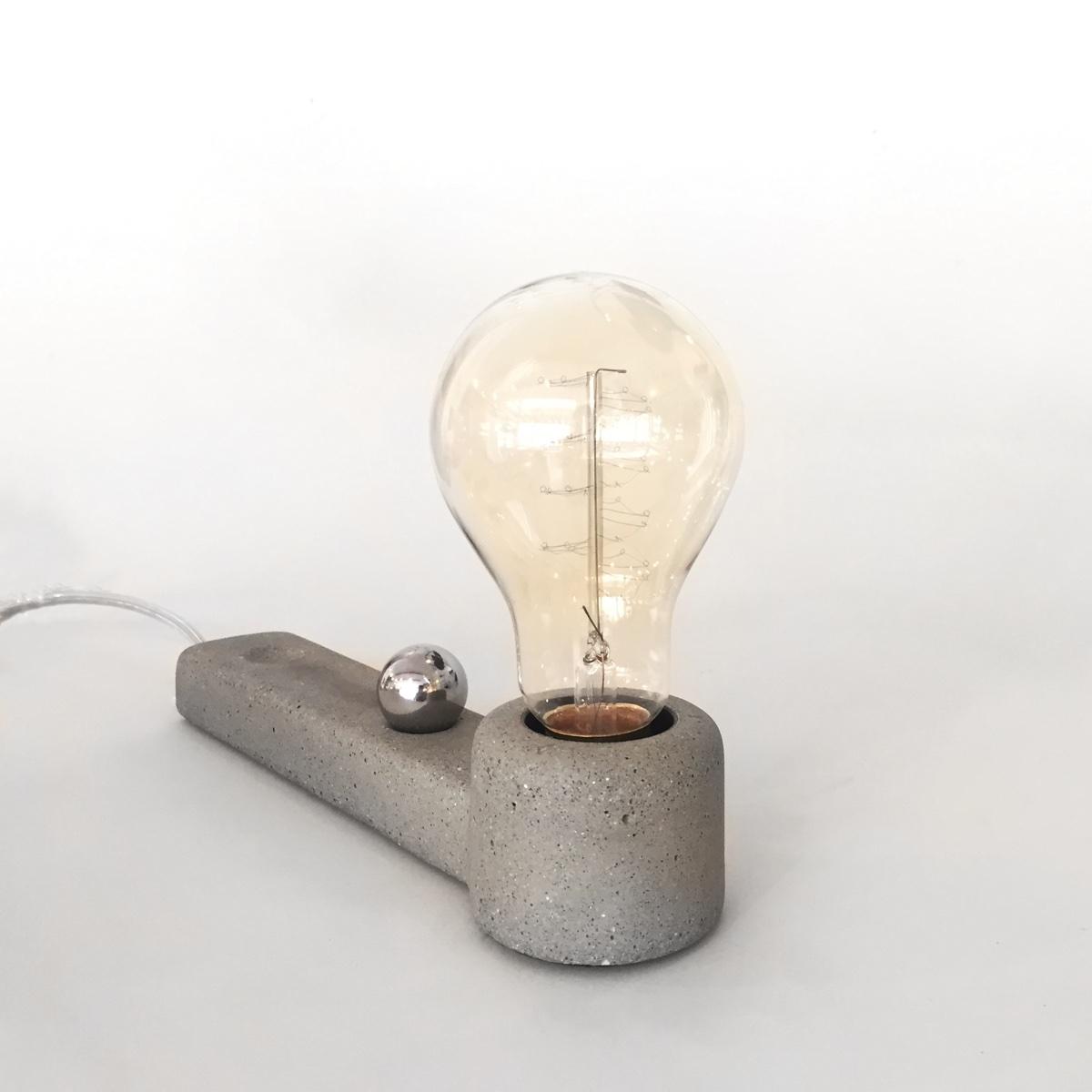 Magnetic Lamp