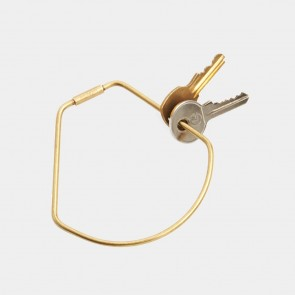 Contour Key Ring – Bell