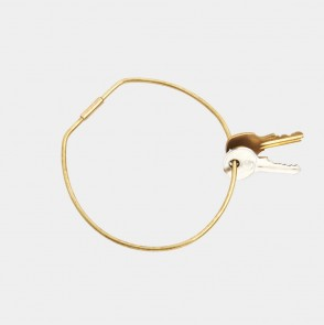 Contour Key Ring – Hoop