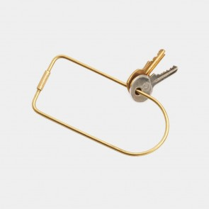 Contour Key Ring – Bend