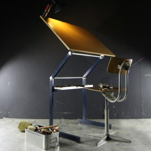 Galvanitas Drawing Table