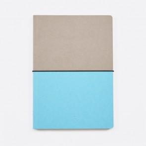Hibi A5 Notebook Blue