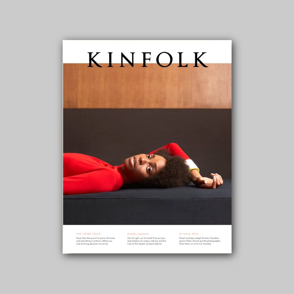 Kinfolk - The Home Issue