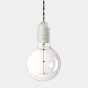 Marble pendant white