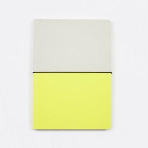 Hibi A5 Notebook Yellow