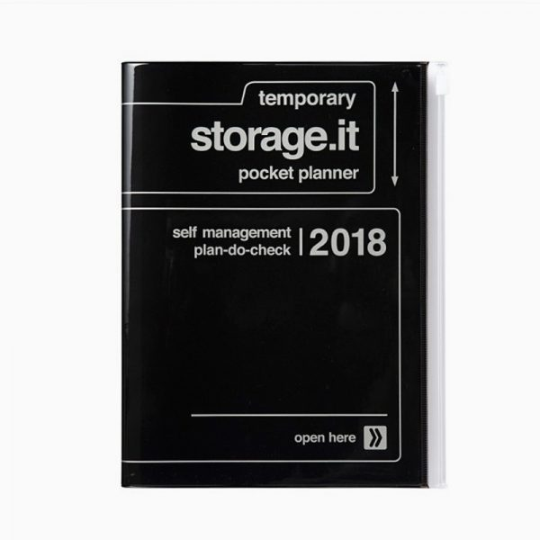 storage black 18