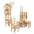Las Sillas – Stacking Chairs