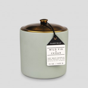 Wild Fig & Cedar Hygge Candle