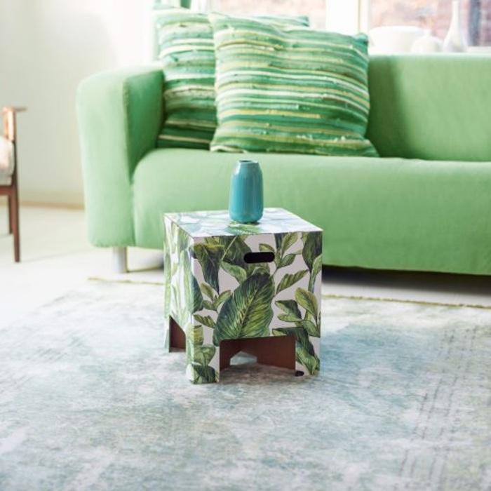 Dutch Design Chair dutch design chair beachwood Dutch Design Chair Green Leaves