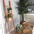 Dutch Design Chair Green Leaves