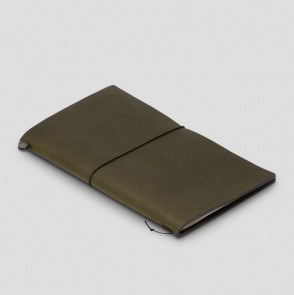Traveller's Notebook Olive Limited Edition