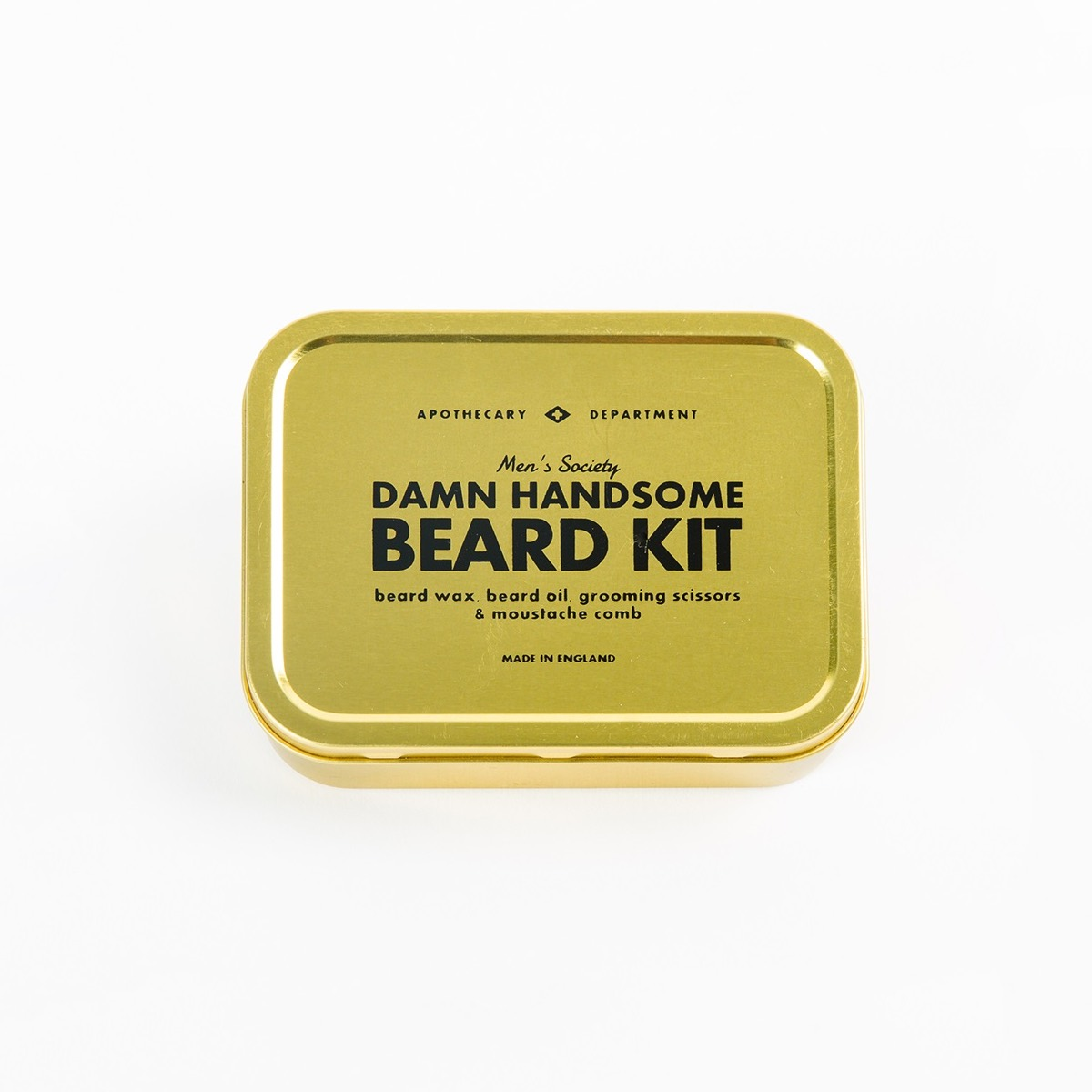 beard grooming kit apothecary paraphernalia. Black Bedroom Furniture Sets. Home Design Ideas