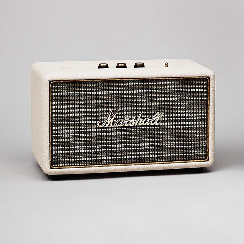 Acton Bluetooth speaker cream