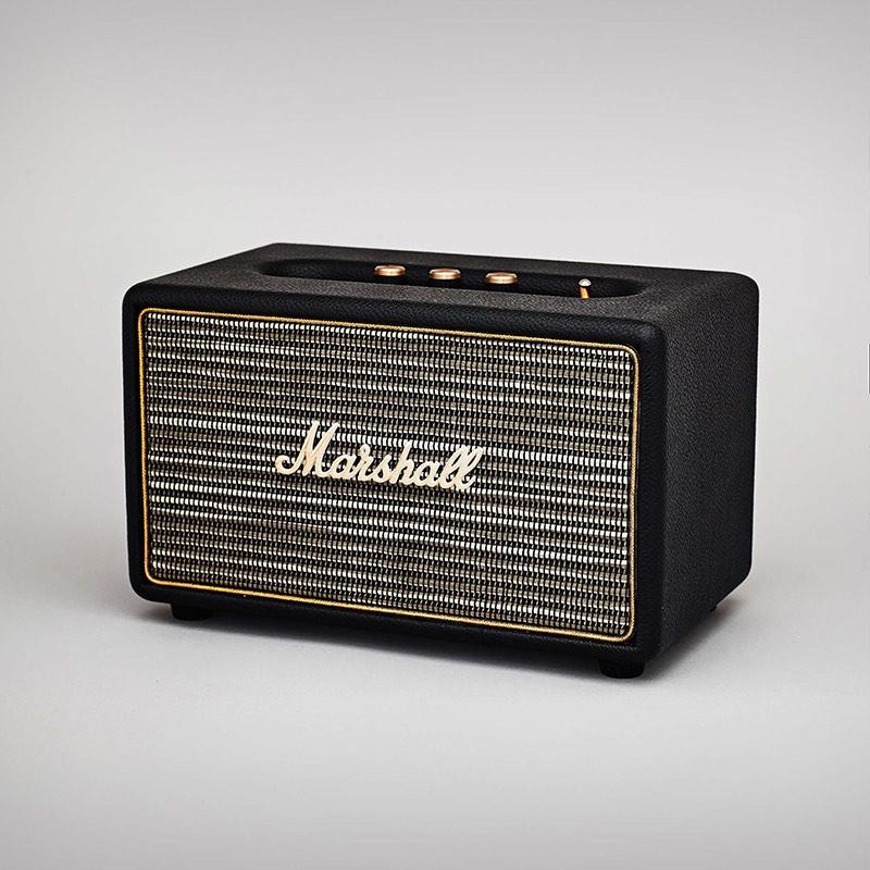 Acton Bluetooth speaker black