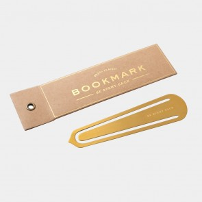 Brass Bookmark