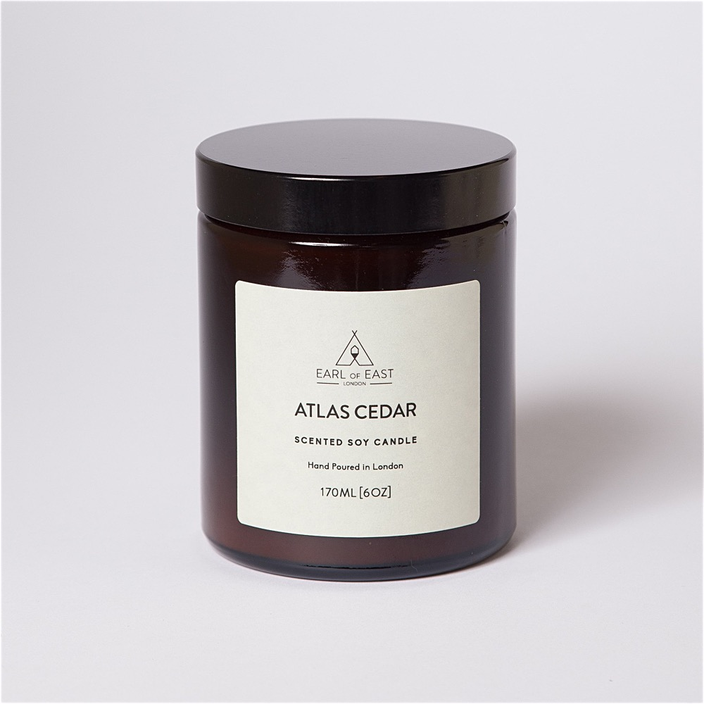 Earl of East Candle Atlas Cedar