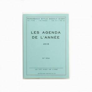 A6 Les Agenda De L'année 2018
