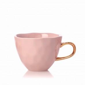 Good morning mug Old Pink