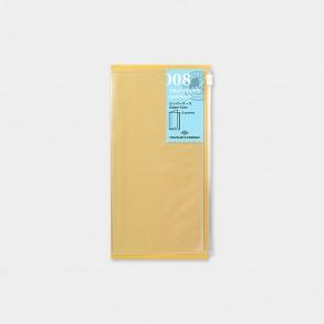 Traveler's Notebook Zipper Case