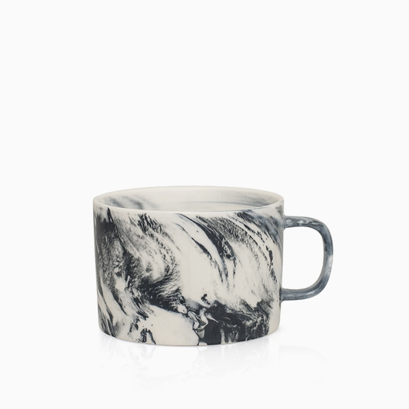 Marble Mug Grey