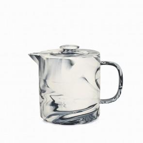Marble Teapot Grey
