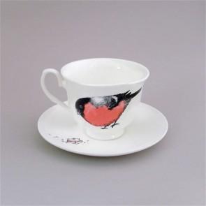 Bullfinch & Victoria Sponge Cake Cup
