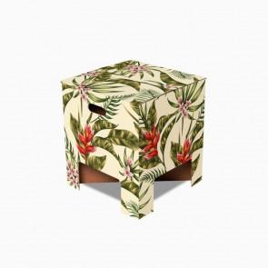 Dutch Design Chair Tropical Flower