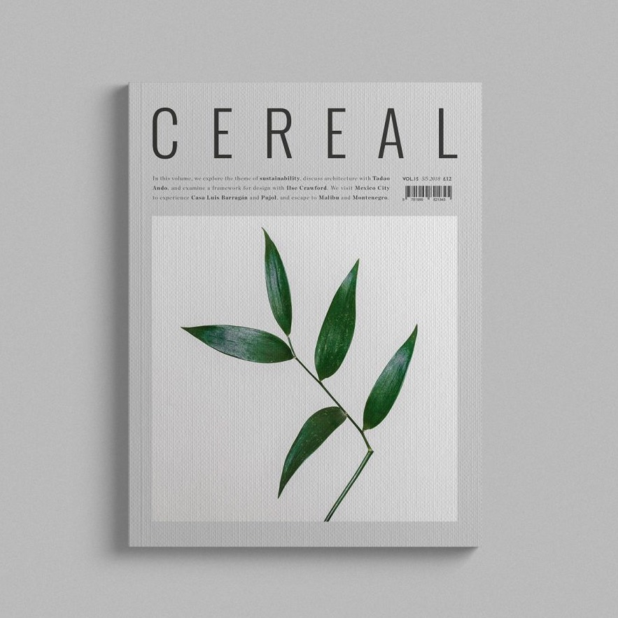 Cereal Vol. 15