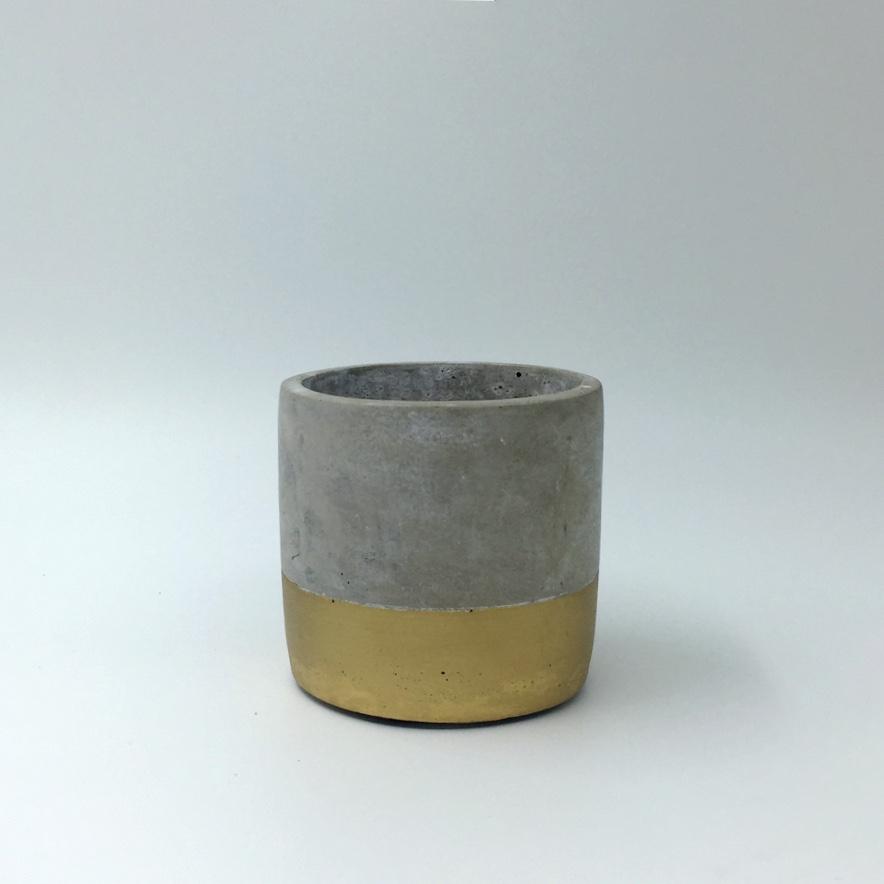 Cold Dip Cement Pot