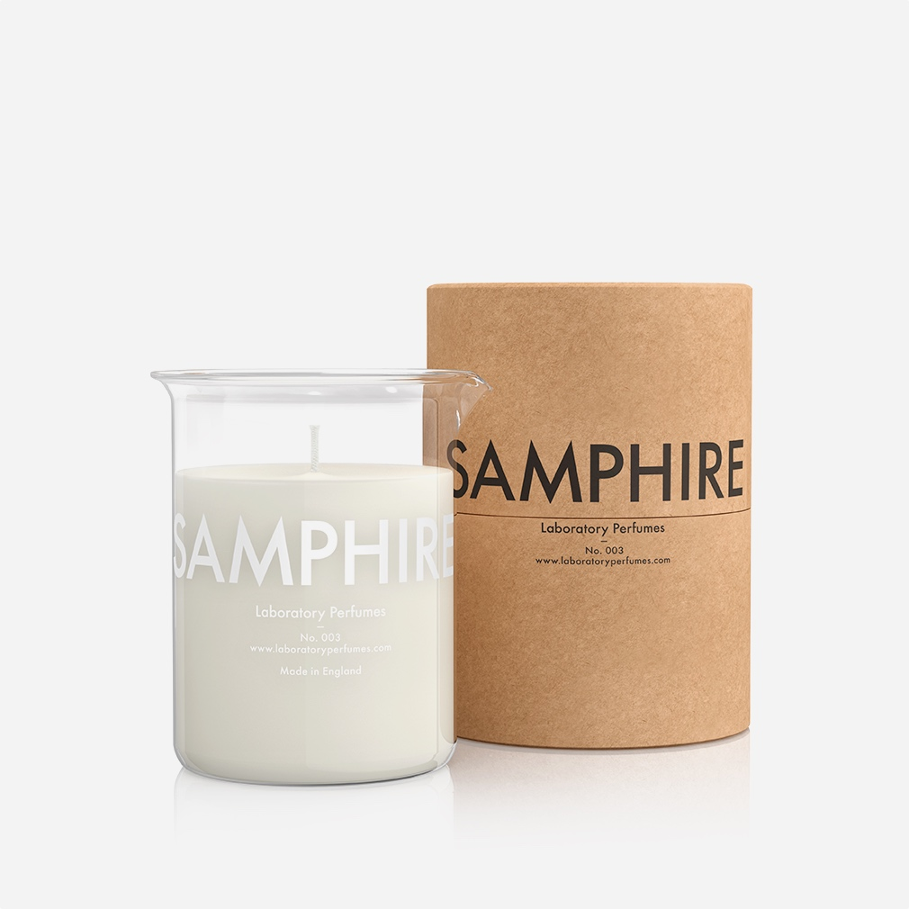 Laboratory Candle Samphire