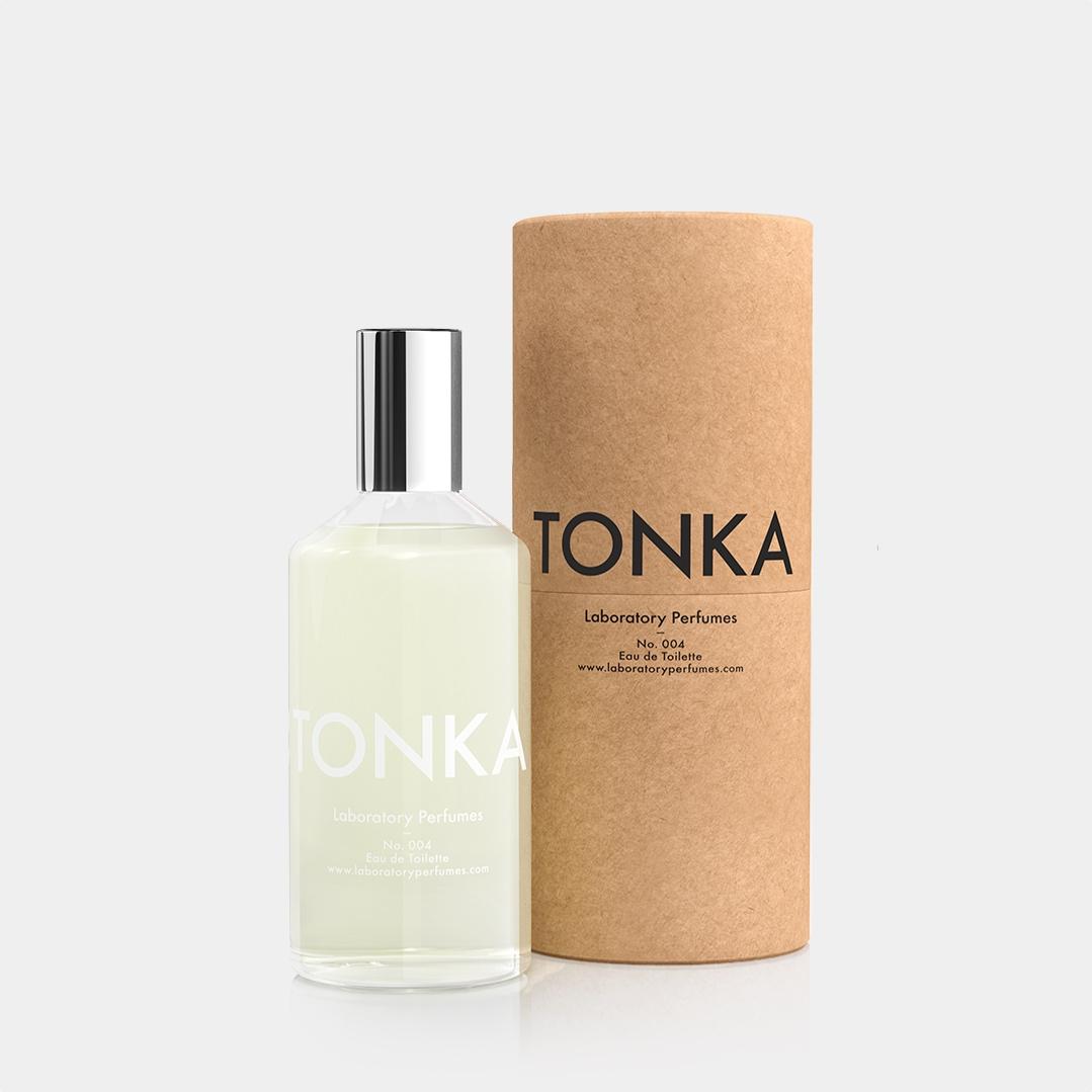Eau de Toilette Tonka
