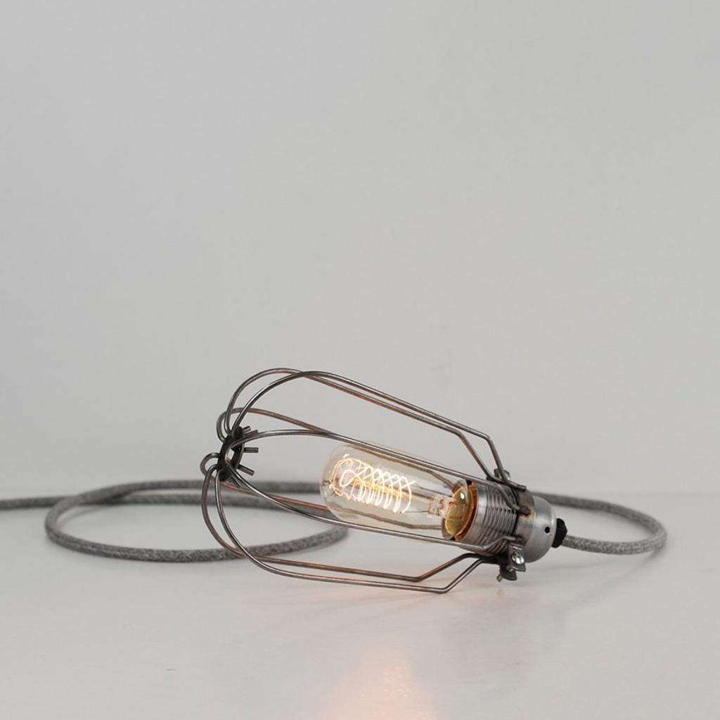 Drop Cage Lamp